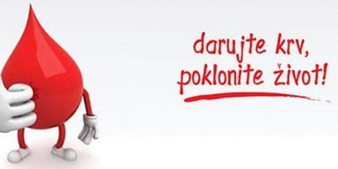 16-17.03.2021. u KIC-u Gospić održat će se akcija dobrovoljnog darivanja krvi