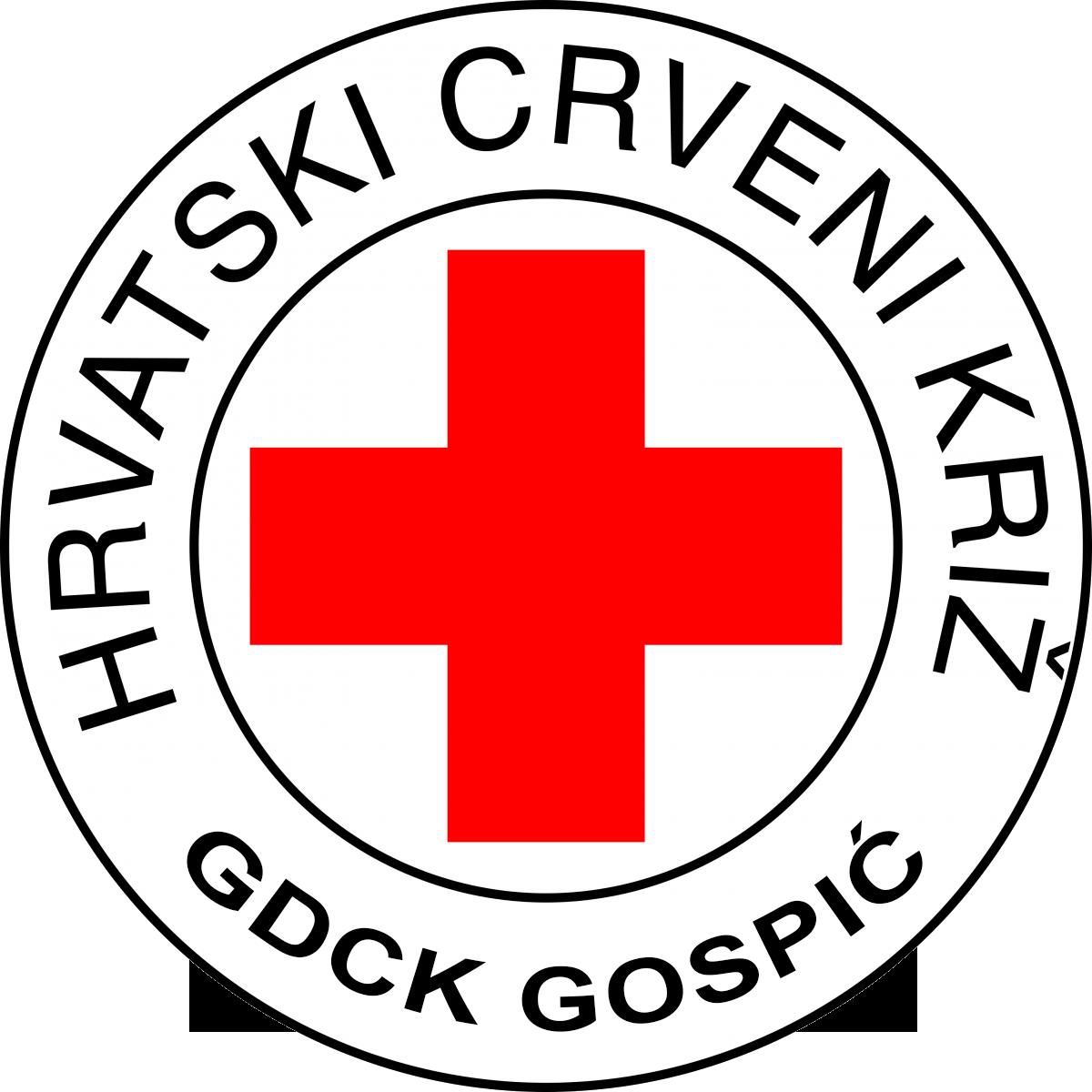 HRVATSKI CRVENI KRIŽ - GRADSKO DRUŠTVO GOSPIĆ