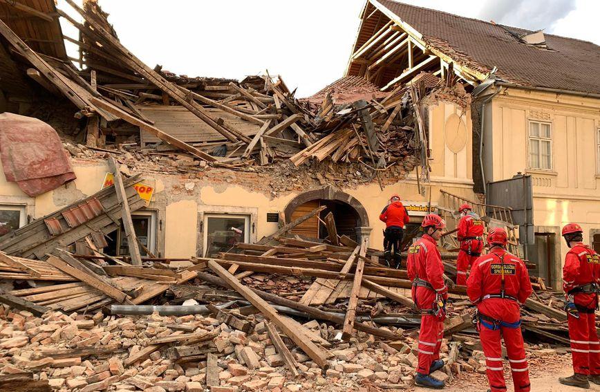Upute za donacije i pomoć pogođenima potresom u Petrinji i Sisku