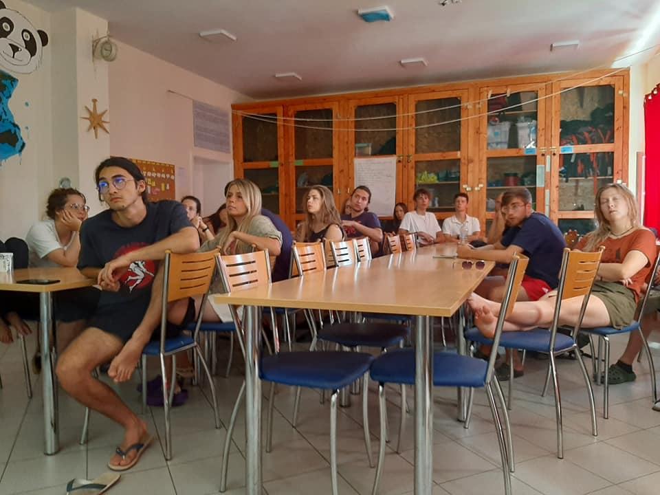U centar Outward Bound Croatia u Velikom Žitniku došlo je 23 volontera.